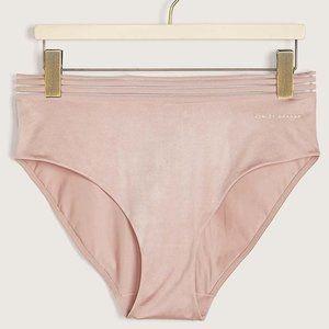 Ashley Graham Invisible High Cut Panty plus sz X